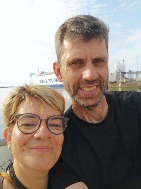 Susanne og Bent-Ole Højegaard