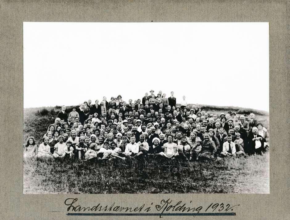 Landsstævne i Kolding 1932